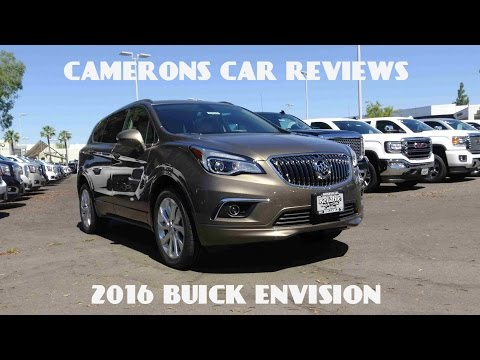 2016 Buick Envision   Read Owner and Expert Reviews, Prices