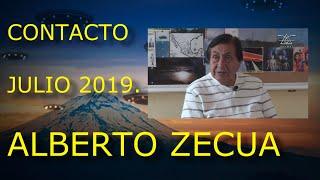 "ING. ALBERTO ZECUA ""CONTACTO MASIVO EN JULIO 2019"".   HD"