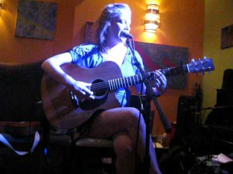"""Tracy Thorne - """"Imperfections"""" - Path Cafe - New York City - 5.26.12"""