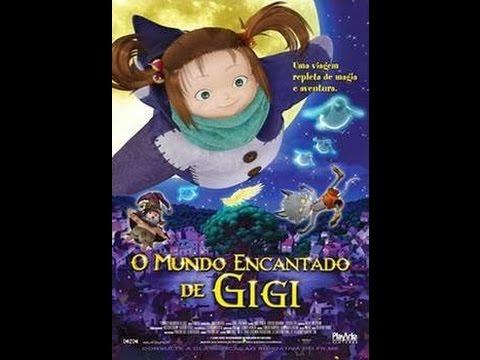 Trailer do filme O Mundo Encantado de Gigi