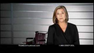 NBC's The More You Know PSA with Meredith Vieira
