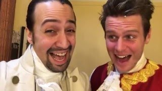 We're in the play - the friendship of GroffSauce & LMM