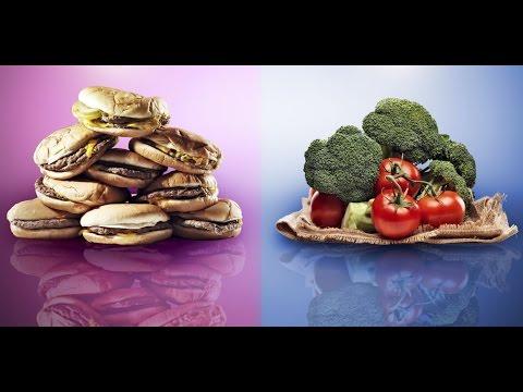 NUTRICIÓN SIN MITOS - La verdad sobre la comida chatarra y la comida sana en una dieta