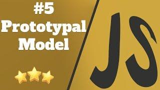 Prototypal Inheritance Model: Intermediate JavaScript #5