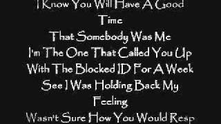 Chris Brown- That Somebody Was Me Lyrics HD !!