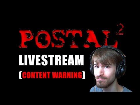Livestream Archive 10-2-16   cs188 Plays: POSTAL 2