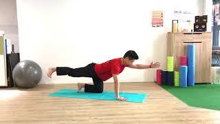 AFAA MAT美國有氧體適能協會 墊上核心運動:瑜伽與皮拉提斯師資養成班 thumbnail