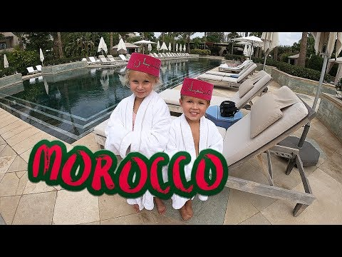 House Shopping in the Street Markets of Marrakech!! /// WEEK 116 : Morocco