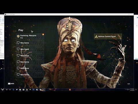 AC Origins The Curse Of Pharaohs Codex Launch Fix & CPY Save Import Conversion