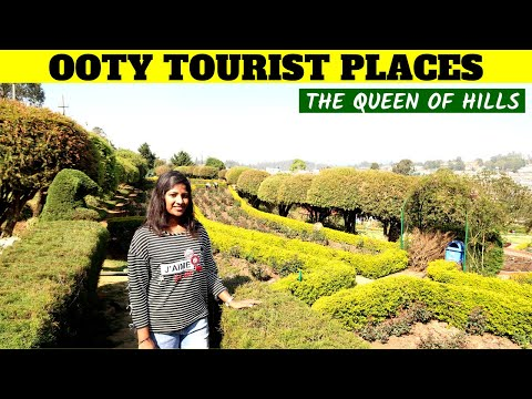 OOTY Tourist Places in Tamil | OOTY Places To Visit | ஊட்டி | Travel Vlog {2019}