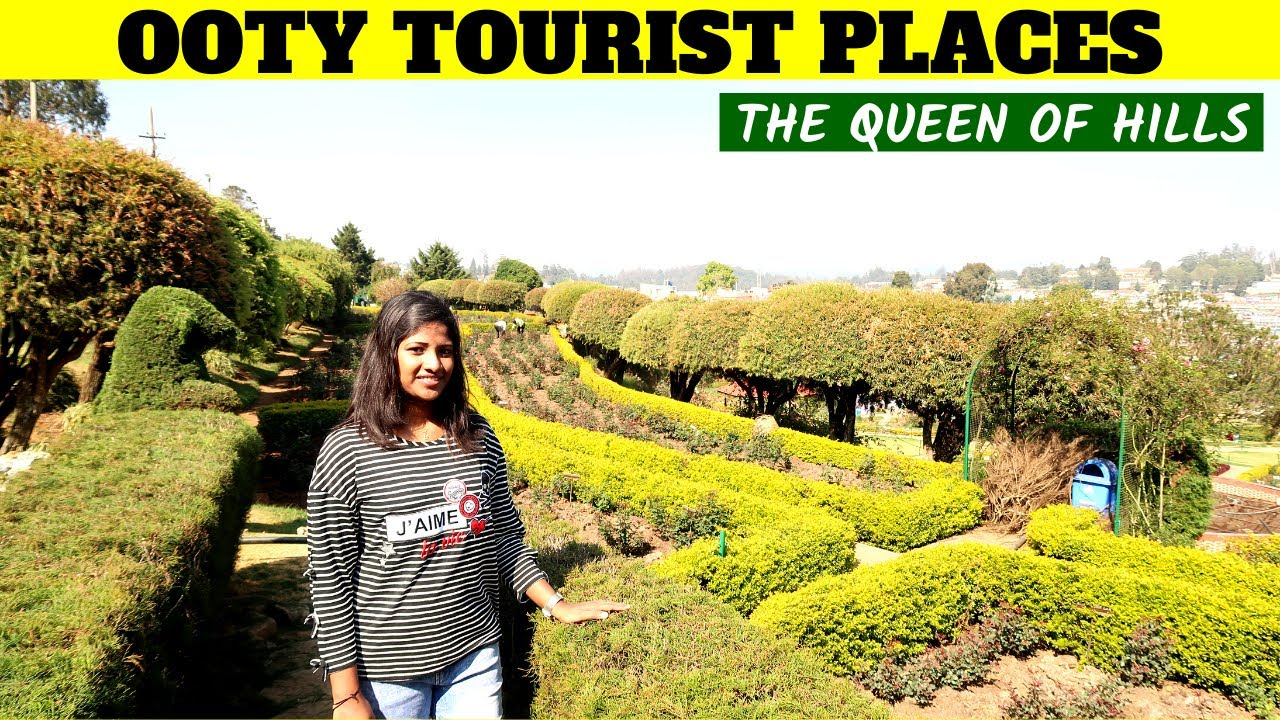 OOTY | Places To Visit | Things To Do | Food | Tamil | Vlog | Travel Guide | Tourism {Must Visit}