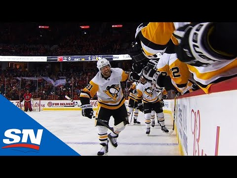 Phil Kessel Steps Out Of Penalty Box, Wires Goal Past Mike Smith