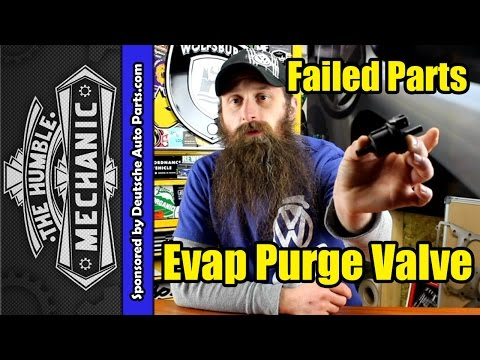 How The VW Evap Purge Valves N80 Fail
