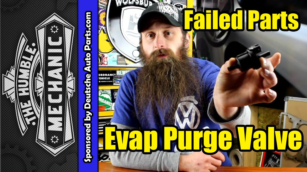 How The Vw Evap Purge Valves N80 Fail Youtube 2002 Audi A4 Fuel Pump Wiring Diagram
