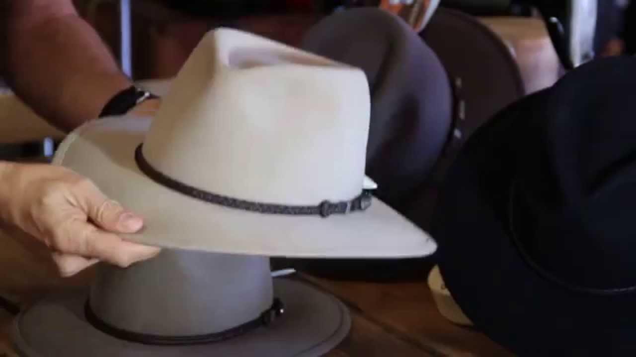 Akubra Traveller Hat Review - Hats By The Hundred - YouTube d147b4cfef8c