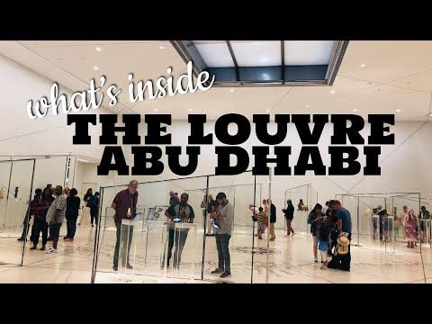 A visit to Louvre Abu Dhabi