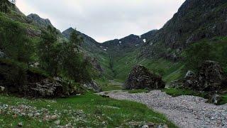 Glencoe Lost Valley Wild Camp