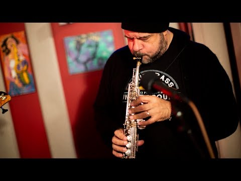 Victor Wooten 'The Lesson' | Live Studio Session