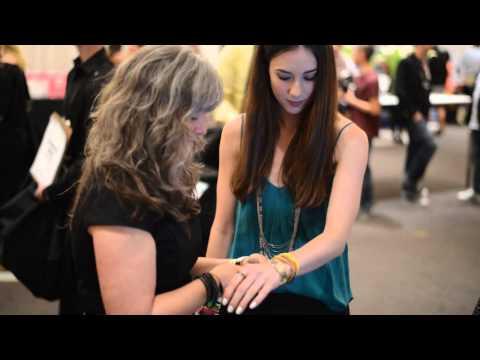 Audiopark with LYNDON SMITH at the 2014 GBK MTV Movie Awards Gift Lounge #Audiopark@GBKpreMTV