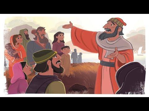 Barnabas in Antioch