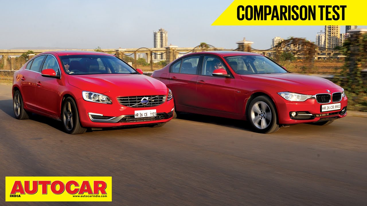 2014 volvo s60 vs bmw 320d comparison test autocar. Black Bedroom Furniture Sets. Home Design Ideas
