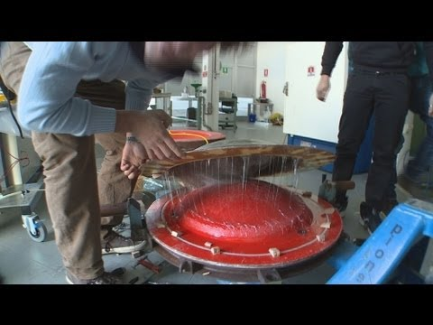 euronews futuris - Cooking up natural plastics