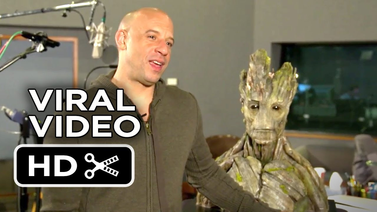 Guardians of the galaxy viral video meet groot 2014 vin diesel marvel movie hd youtube - Ventilatie grot een vin ...
