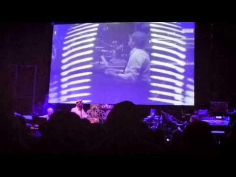 BBC Radiophonic Workshop - Dr Who theme live at LEAF
