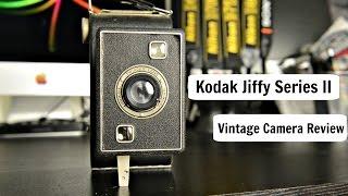 Kodak Jiffy Six 20 Series II Camera Review: Vintage Camera Collection