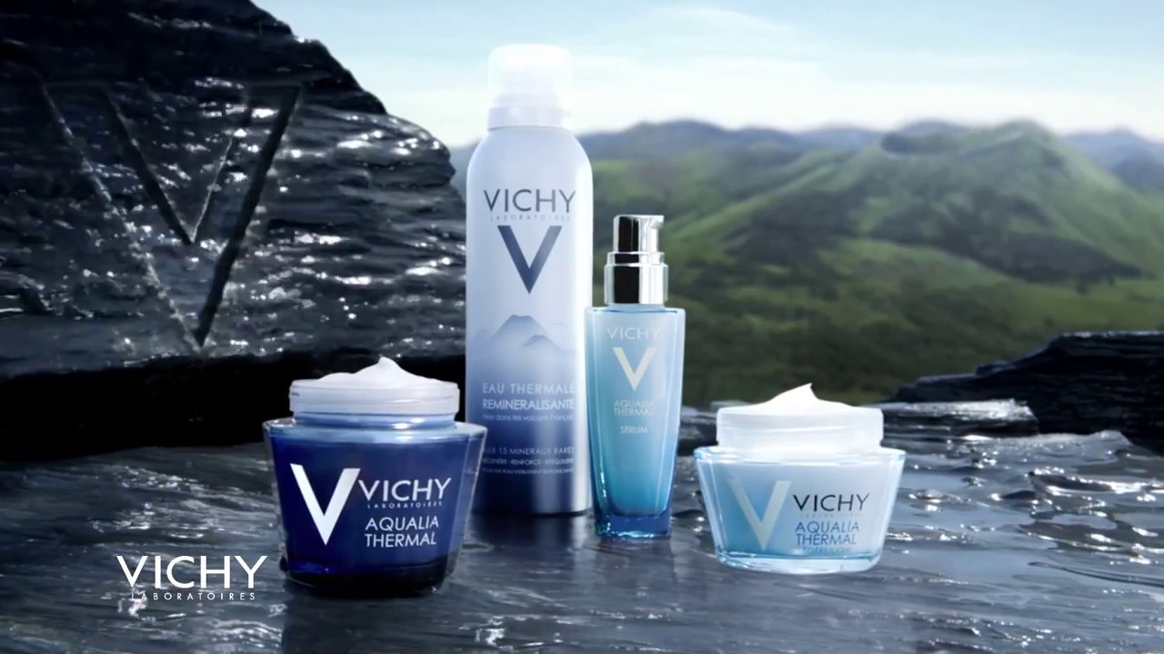 vichy aqualia thermal youtube. Black Bedroom Furniture Sets. Home Design Ideas