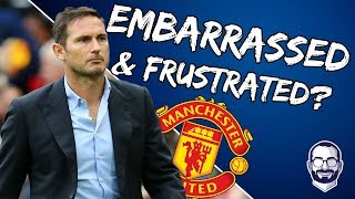 Why Frank Lampard's Chelsea Lost To Manchester United