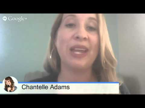 Chantelle Adams talks about Public Speaking - The Power of Free Show #TPOFshow