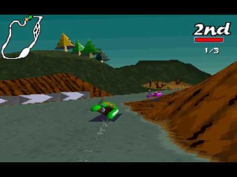 Big Red Racing (PC DOS) 60FPS longplay