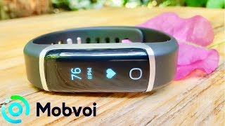 Mobvoi TicBand Review & Best Features