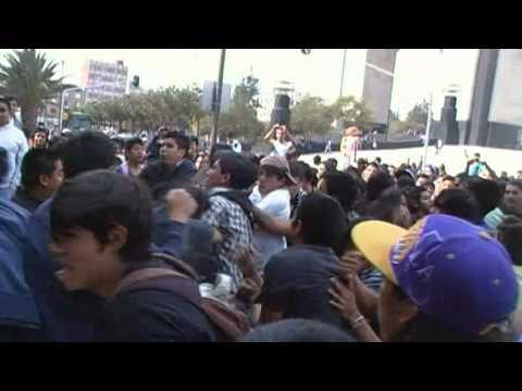 Los enfadosos ska - Zapata