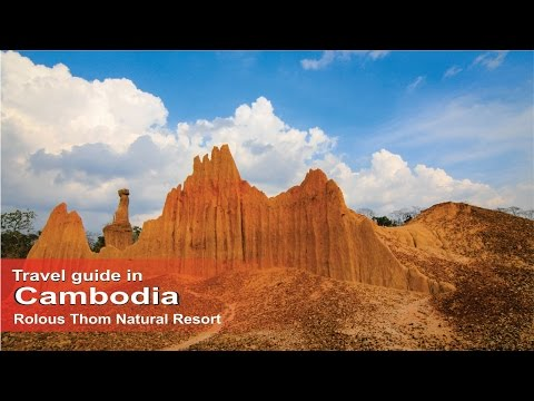 Rolous Thom Natural Resort in Oddar Meanchey Province - Travel guide in Cambodia