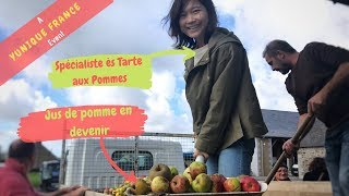 Une Histoire de Pommes 2019 - The Best of French Countryside fairs 法国乡村10月苹果节@诺曼底