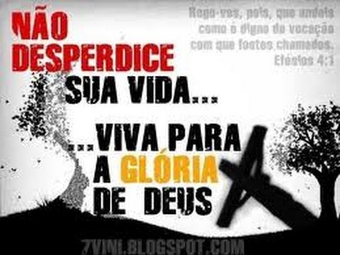 Paul Washer 2015 - Viva Para DEUS (IMPACTANTE)