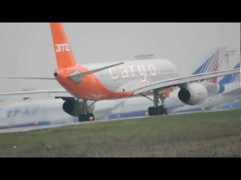 Самолеты в Домодедово. МТО-500