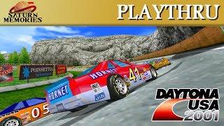 Daytona USA 2001 [Dreamcast] by SEGA [HD] [1080p60]