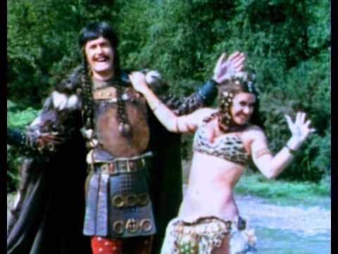 Monty Python - The Atilla the Hun Show - redubbed intro
