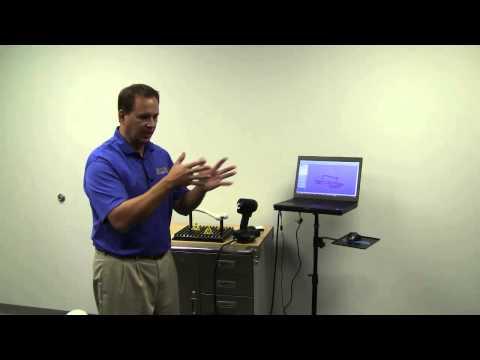 EMS Creaform Go!SCAN 3D Scanner Demo