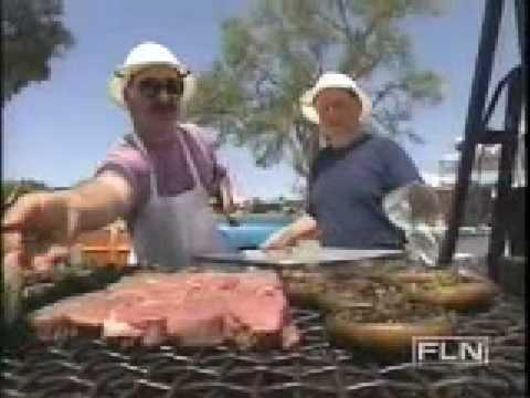 Grilling Santa Maria BBQ with Wolfgang Puck and The Hitching Post
