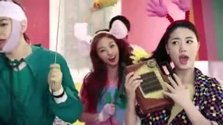 Прикольный корейский клип. Популярный клип