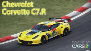 Project CARS Chevrolet Corvette C7.R Gameplay
