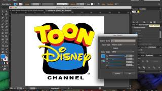 How to color separate vector art in Adobe Illustrator so it's screen print ready.