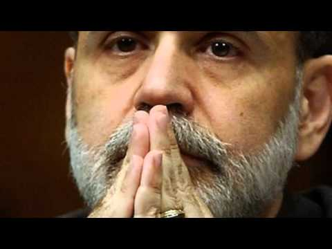 Ben Bernanke Hint Of Stimulus Gives Stock Market A Boost