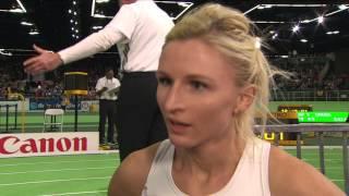 IAAF WIC Portland 2016 - Malgorzata HOLUB POL 400m W 1st ROUND