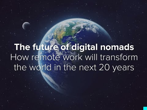 There Will Be 1 Billion Remote Workers by 2035 with Pieter Levels