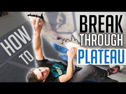 HOW TO BREAK THROUGH CLIMBING PLATEAU!